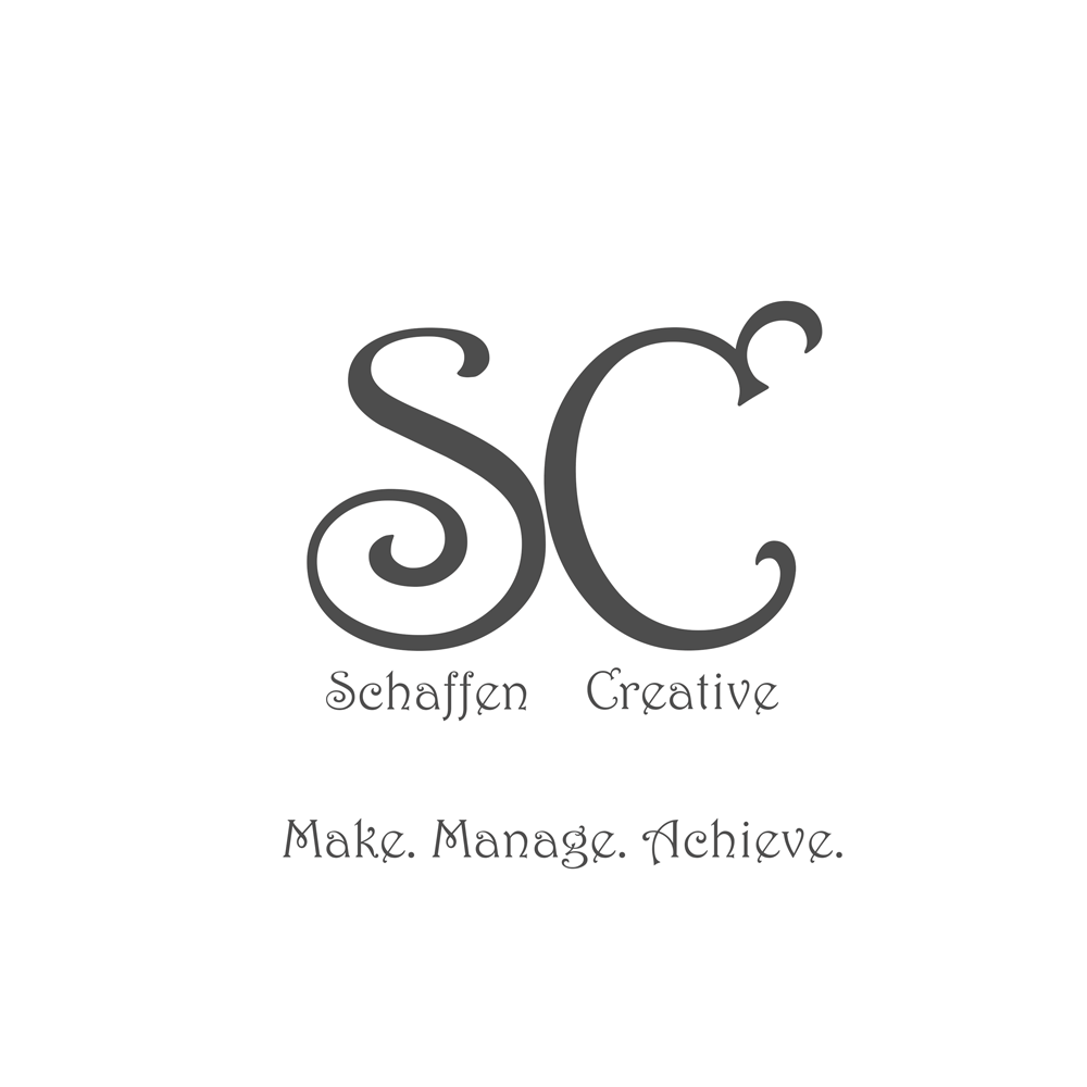 Schaffen Creative - Make. Manage. Achieve.